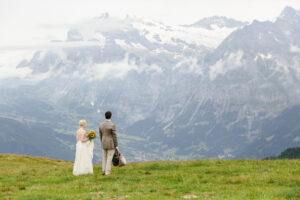 Hochzeit in Grindelwald & Männlichen