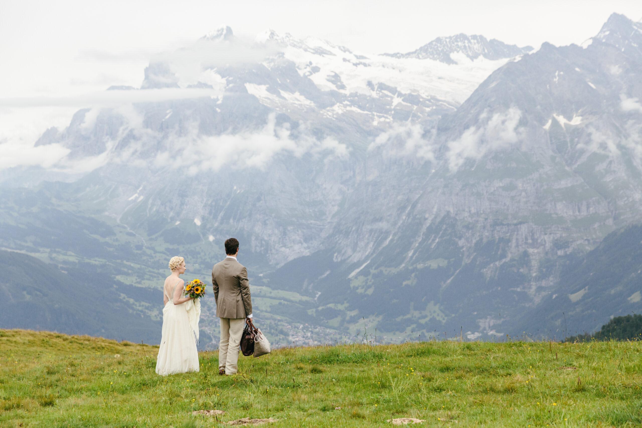 Hochzeit Grindelwald