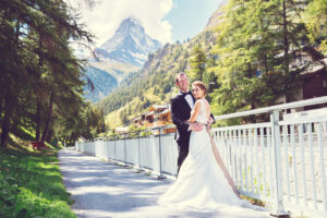 Hochzeit in Zermatt