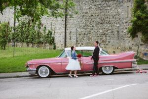 Vintage Hochzeit – ROCK'N'ROLL Style