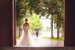 Regen Am Hochzeitstag. Top 5 Nützliche Tipps Für Regenhochzeit