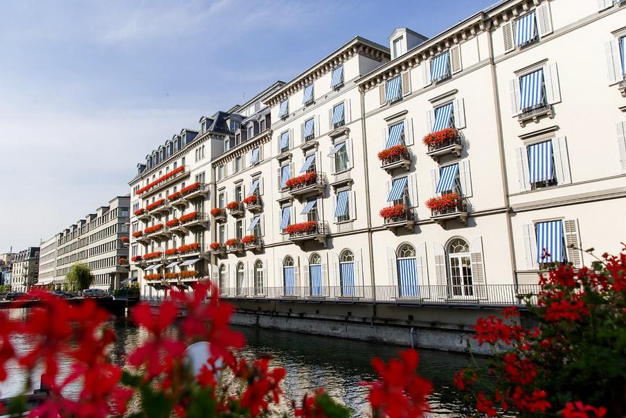 hochzeit baur au lac Zürich