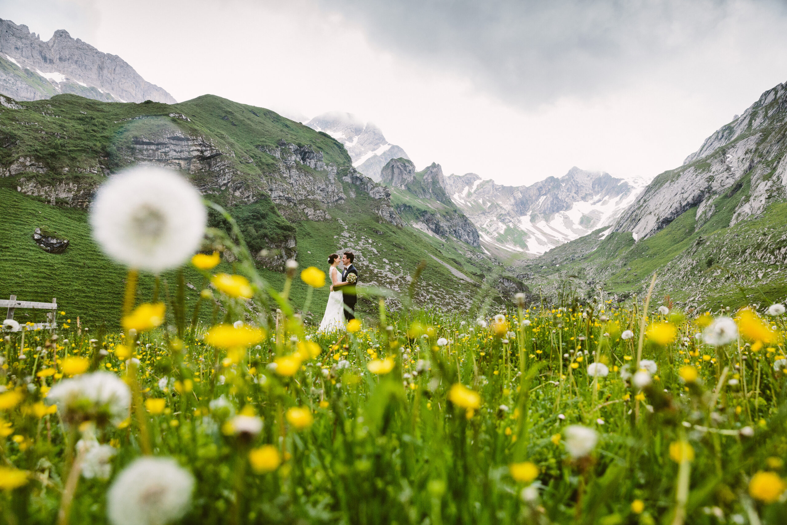 Hochzeit Meglisalp