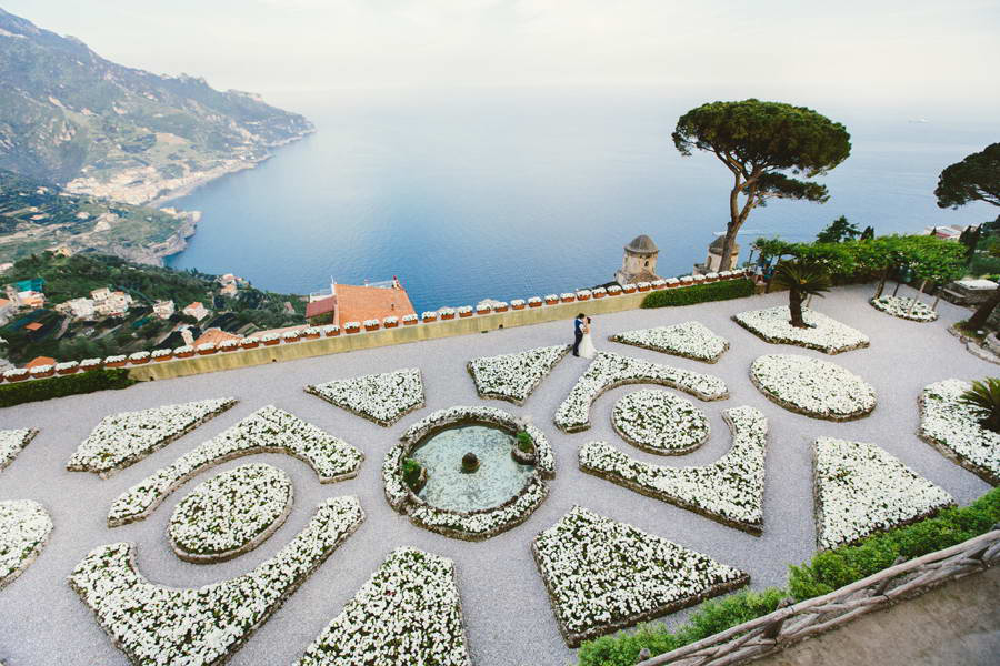 heiraten in Amalfi
