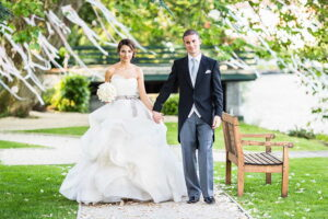 Hochzeit im Chenot Palace Weggis