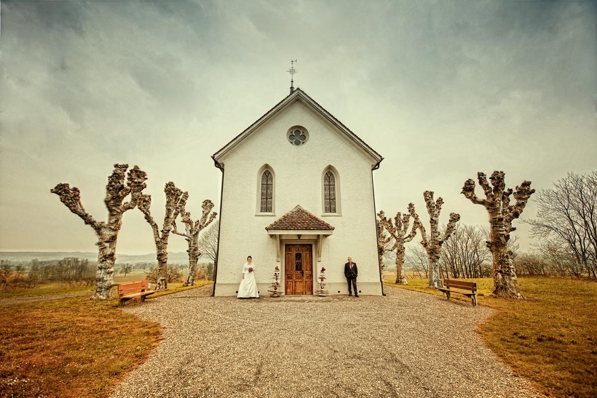 Kapelle Maria-Hilf Unterrüti. Merenschwand