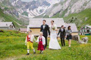 Hochzeit in Appenzell